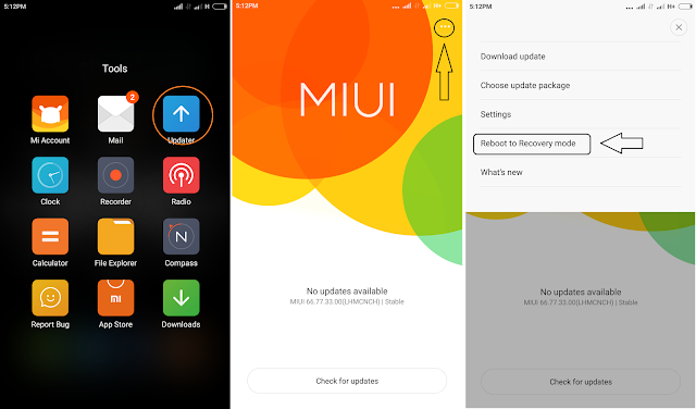 Tutorial Install TWRP dan Root Xiaomi Redmi Note 2