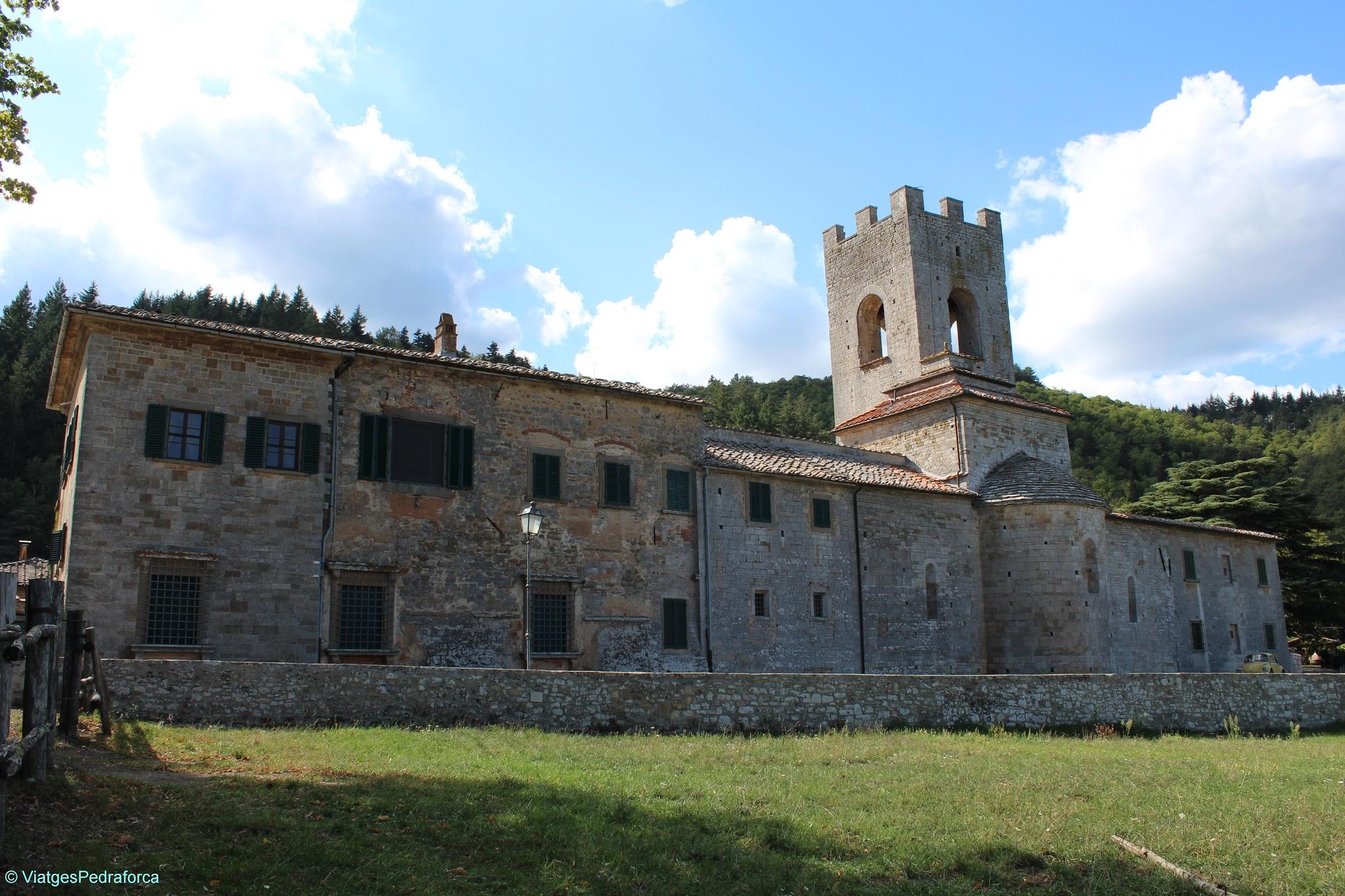 Badia a Coltibuono, Chianti, Toscana, Itàlia