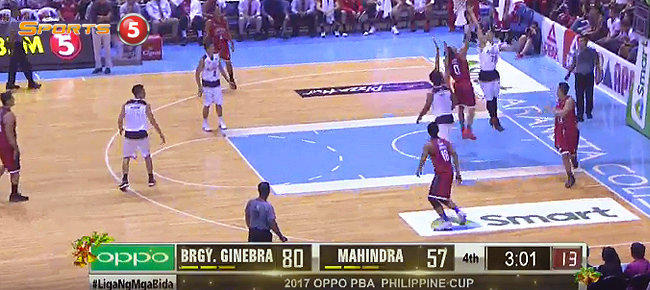 Ginebra def. Mahindra, 89-70 (REPLAY VIDEO) December 16