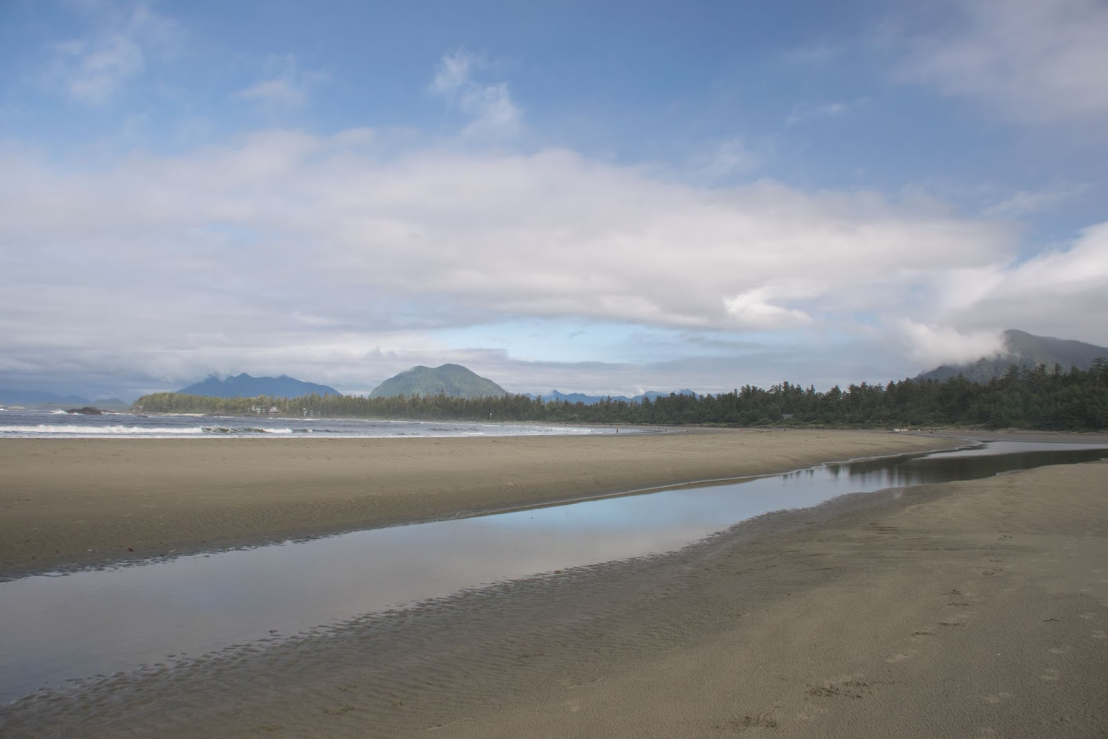 Vancouver Island Pacific Rim National Park And Ucluelet