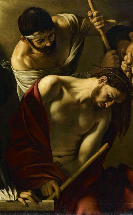 michelangelo and caravaggio comparative Inspiring piety: the influence of caravaggio's the influence of caravaggio's paintings in santa italian artist michelangelo merisi da caravaggio was just.