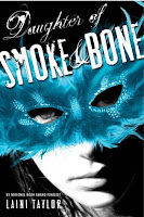 Book Review: Daughter of Smoke and Bone by Laini Taylor