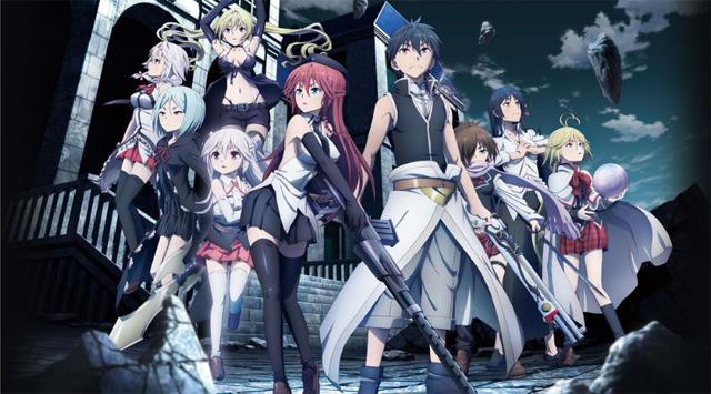 Rekomendasi Anime Romance bertemakan Fantasy pilihan terbaik
