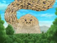 Shukaku Gaara Naruto