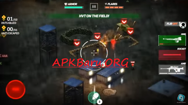 Drone 2 Air Assault v0.1.97 Mod Apk+Obb Data Terbaru