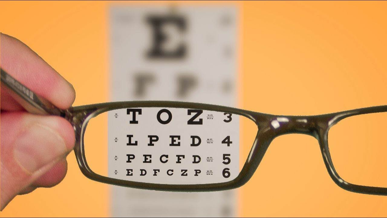 4 Exercises To Improve Your Sight Without Glasses