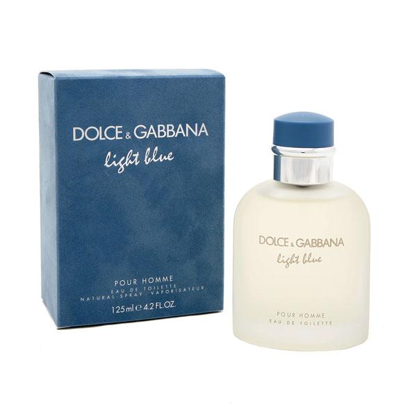 Dolce Amp Gabbana Light Blue For Men Edt Happy Perfumes