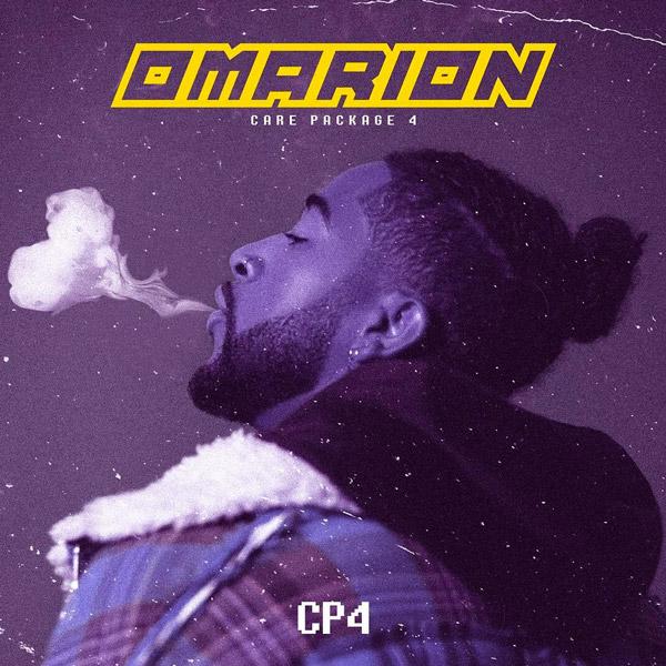 Omarion amefyatua EP ya ngoma 4