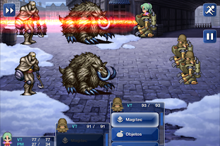 Descargar APK FINAL FANTASY V