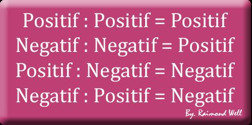Cara Mengerjakan Garis Bilangan Bulat Positif Dan Negatif Ilmusosial Id