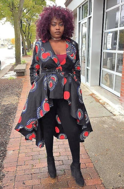80cbcd30f9 23+ Latest Ghanaian Attires styles for Women To Rock in 2019 ...