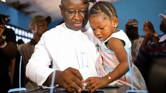Sierra Leone opposition leader wins presidential election runoff