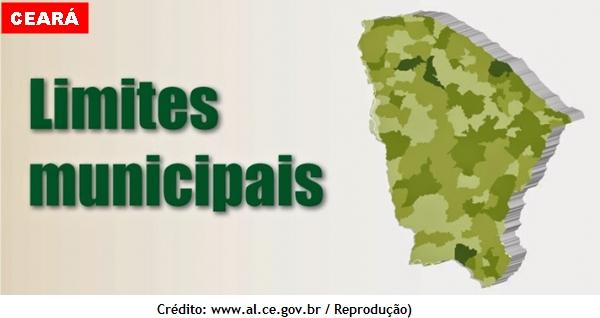 Cariré está na lista dos municípios cearenses que terão seus limites regularizados a partir de fevereiro de 2018