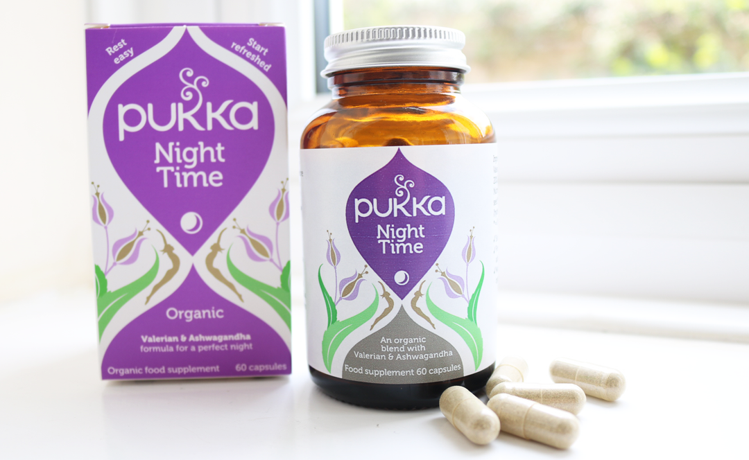Pukka Night Time Supplements review