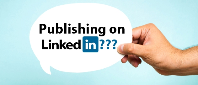 LinkedIn Publishing Pulse Blogging Influencer Bootstrap Business Blog