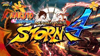 Naruto Shippuden Ultimate Ninja Storm 4 PPSSPP