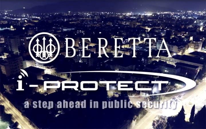 Η Beretta Defense Technologies και η Intellitronika έχουν εισαγάγει το  I-Protect 3b40210e303