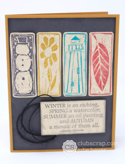 Retreat18 Small Art #clubscrap #erasers #stamps #cards