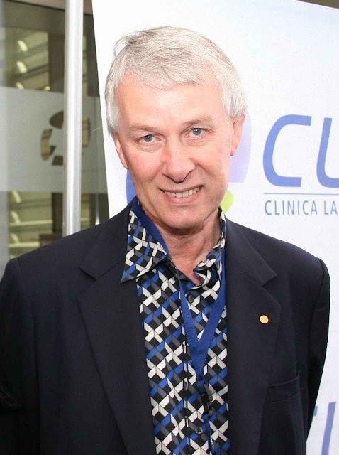 Sir Richard John Roberts ganhou em 1993 o Premio Nobel de Medicina e lidera campanha contra o extremismo verde-vermelho.jpg