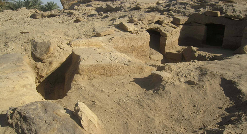 Egyptian Antiquities: A new discovery in the Bani Hassan area in Minya