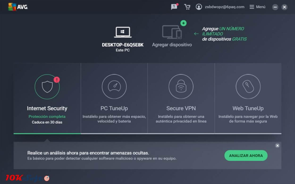 AVG Internet Security 2017 Direct Download Link