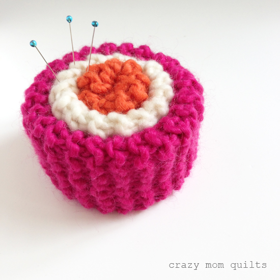 Crazy Mom Quilts Pincushions