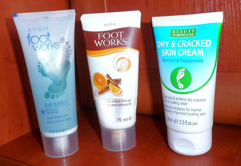 beauty formulas krem do stóp
