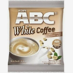 Kopi ABC White coffee
