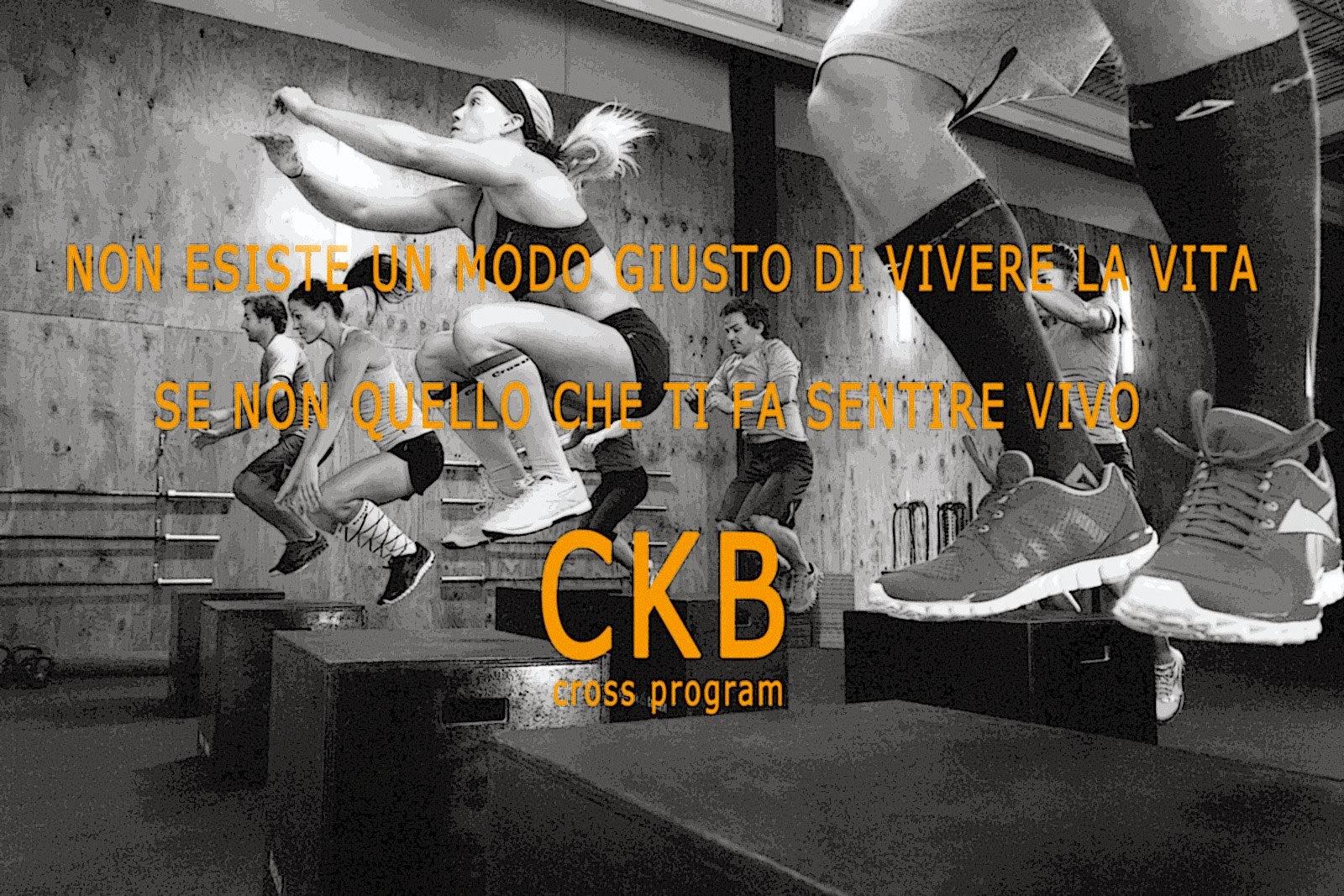 Super CrossFit CKB 'RomaNord' JM53