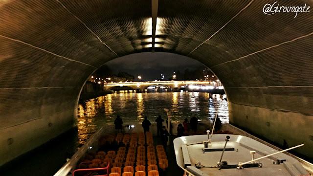 bateaux mouches crociera senna parigi