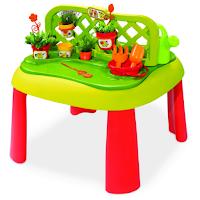 Table à planter Smoby pour le petits jardiniers