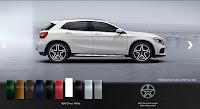 Mercedes GLA 250 4MATIC 2019 màu Trắng Cirrus 650