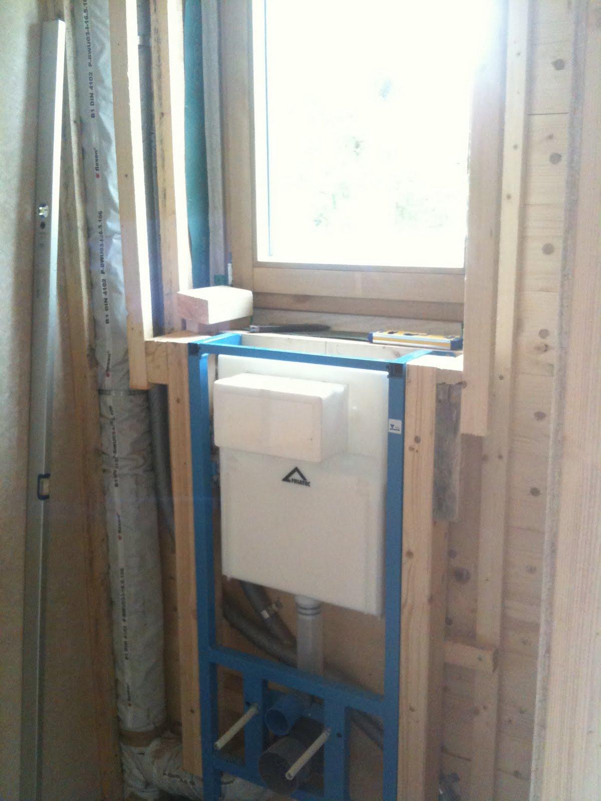 hausbau mit murr holzhaus neuburg rigips unterkonstruktion vorbereitung blower door test. Black Bedroom Furniture Sets. Home Design Ideas