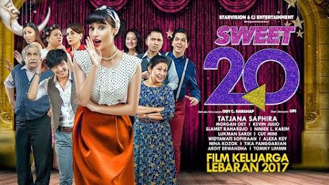 #ReviewFilm Sweet 20. Tatjana Saphira Gokil