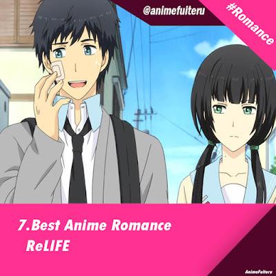 10 Rekomendasi Anime Romance Terbaik Jangan di Klik Nanti Baper