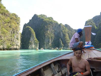 Phi Leh Lagoon, Tailandia, La vuelta al mundo de Asun y Ricardo, vuelta al mundo, round the world, mundoporlibre.com
