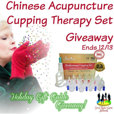 Chinese Acupuncture Cupping Therapy