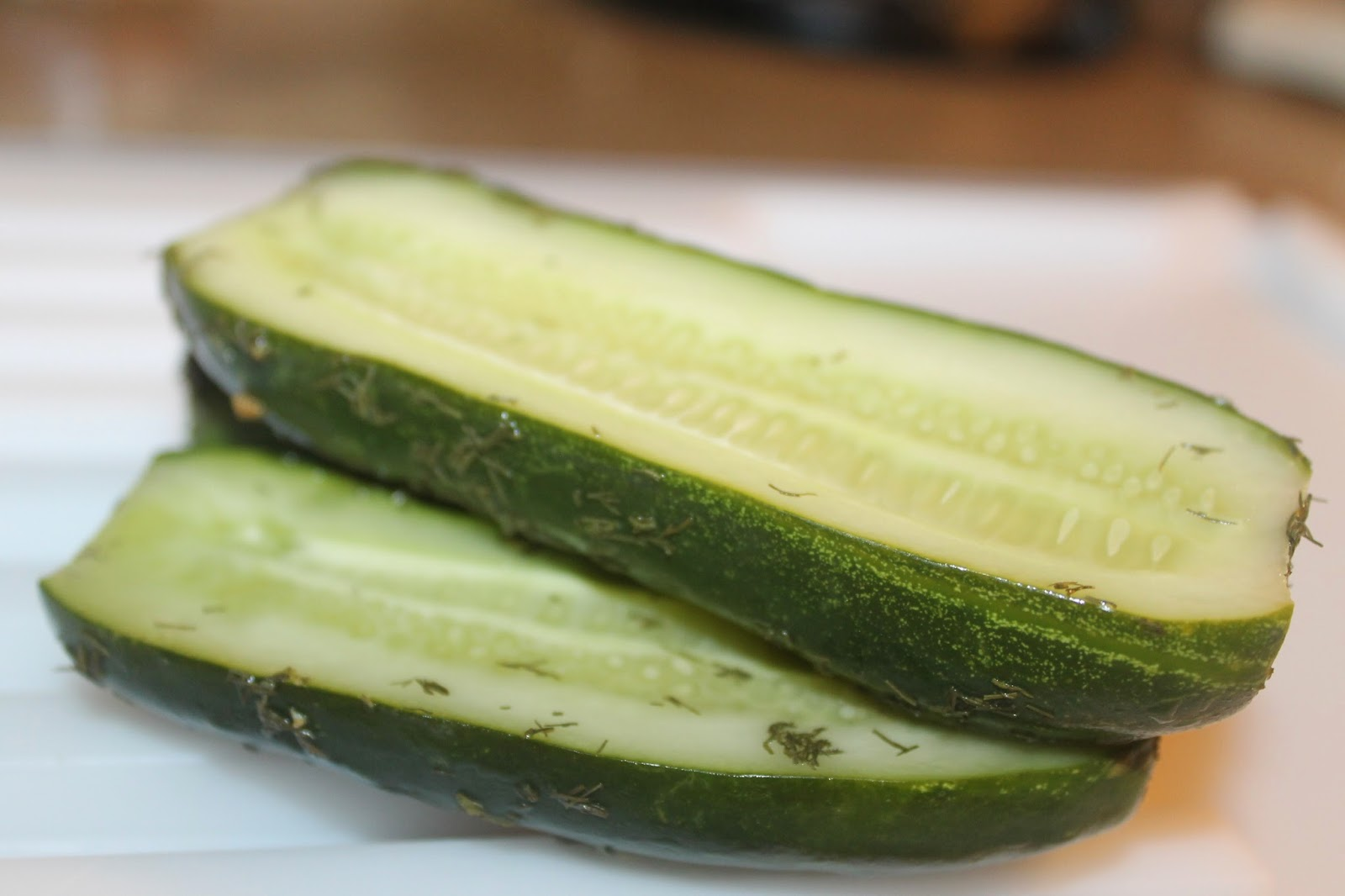 Cooking With Mary and Friends: Easy Refrigerator Dill Pickles