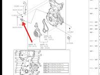 Harga Dan Fisik Sensor Crankshaft/Kruk As Toyota Avanza Dan Agya