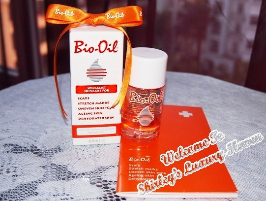 bio oil stretch marks skincare