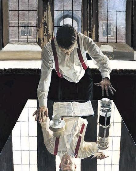 Iain Faulkner | Scottish Figurative Painter | Solitude