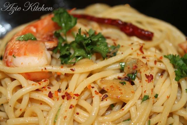 Delicious Spaghetti Aglio e Olio