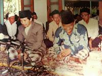 KH Dimyati Rois: Silahkan Poligami, tapi Bakar dulu Pesantrenmu!