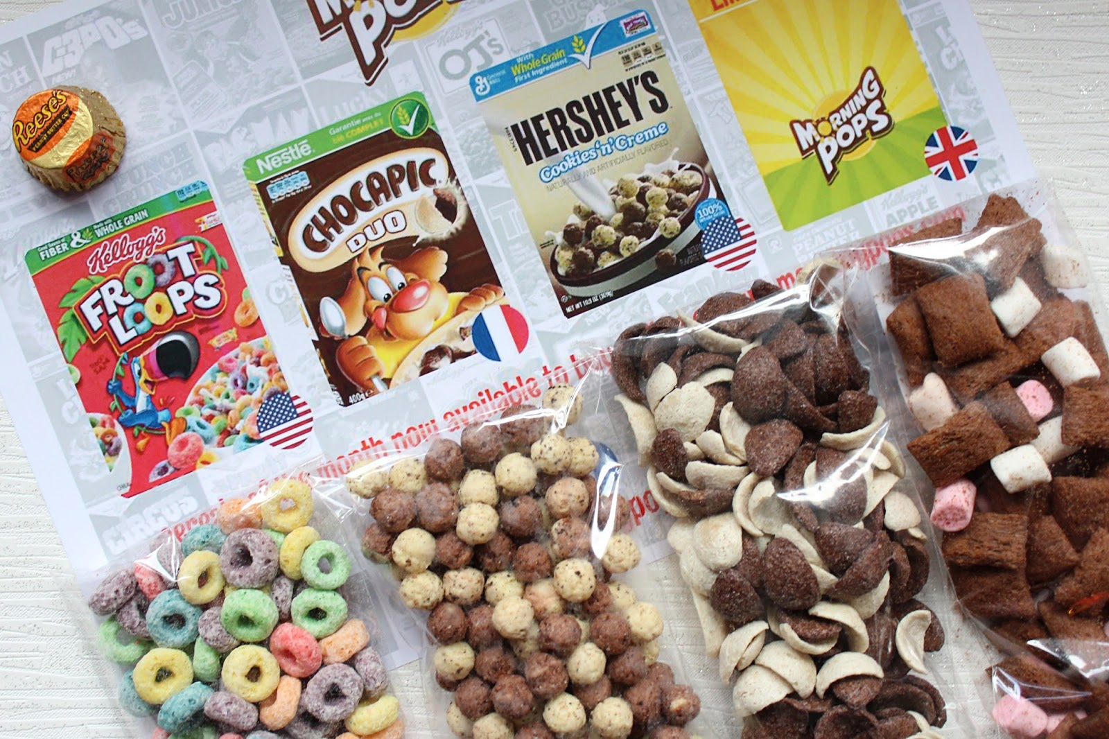 Morning Pops Cereal Subscription Box