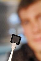3D Solar Cells