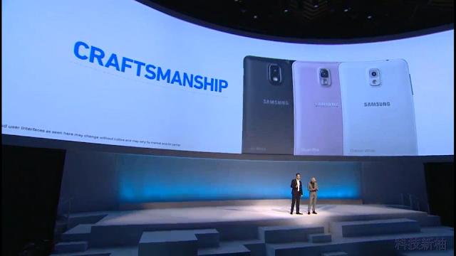 詳盡報導 SAMSUNG Galaxy Note 3、Note 10.1、 Galaxy Gear 發表會內容 Galaxy+Note+3+-11