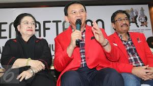 Ahok alias BTP Tak Mungkin Jadi Wapres Apalagi Presiden
