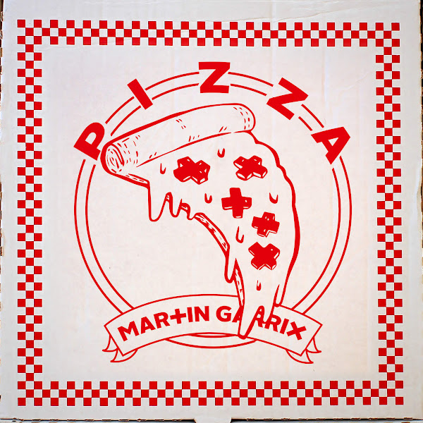 Martin Garrix - Pizza - Single Cover