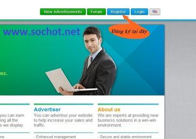 Hướng dẫn kiếm tiền Online với Neobux