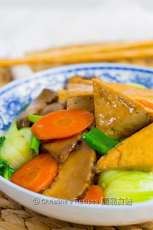 紅燒豆腐 Braised Tofu02